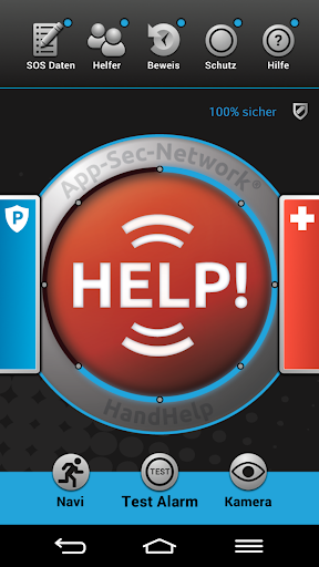 【免費醫療App】HandHelp - NOTRUF NOTFALL APP-APP點子
