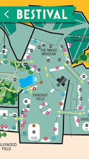 Bestival App 2013 - screenshot thumbnail