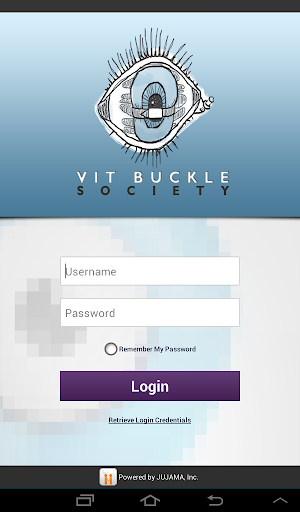 VIT Buckle Society