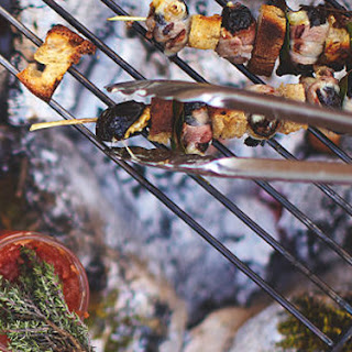 Gorgeous Rosemary Prune Skewers