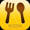 버즈니 맛집-맛집찾기,맛집추천,검색(윙스푼 정보포함) icon