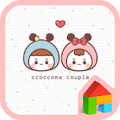 children couple dodol theme