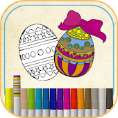 magic paint easter eggs