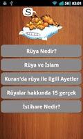 Screenshot of Rüya Tabirleri