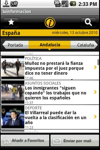 lainformacion.com - screenshot