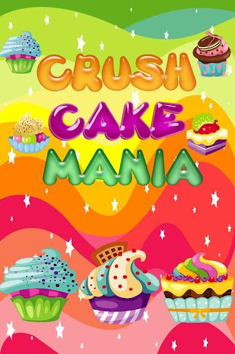 【免費解謎App】Crush Cake Mania-APP點子