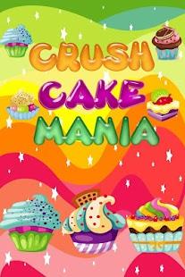 Crush Cake Mania