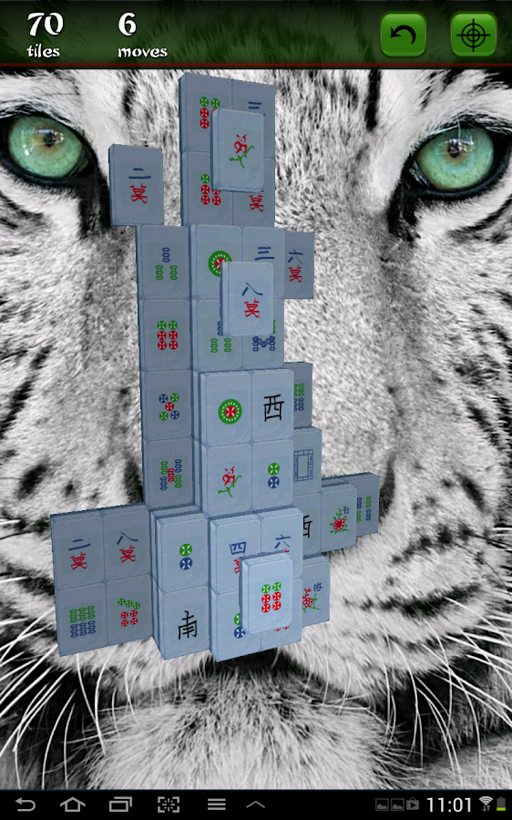 3D Mahjong Mountain FREE - screenshot