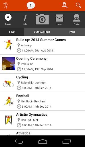 Special Olympics EU Games 2014