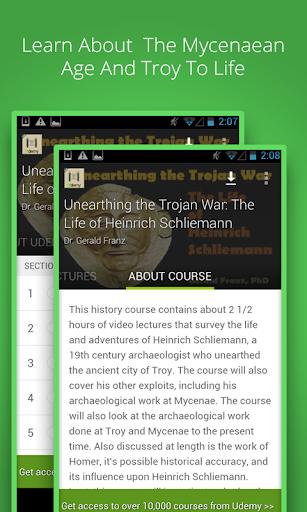 Trojan War History Course