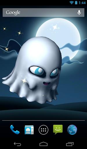 3D Magic Halloween LWP