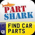 PartShark Car Spares logo
