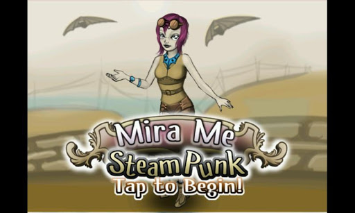 Steampunk MiraMe Dress Up DEMO