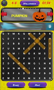 Word Search English USA FREE