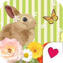 Cute wallpaper★fantasy garden icon