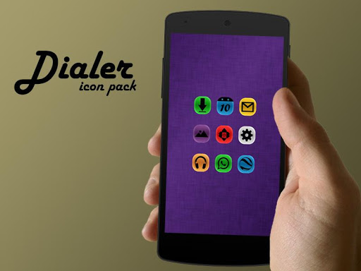 Dialer - icon pack