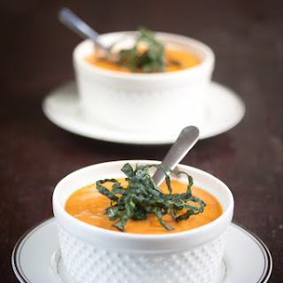 Sun-dried Tomato and Butternut Squash Bisque