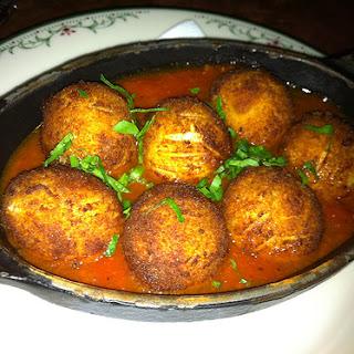 Arancini Italian Rice Balls recipe – 107 calories