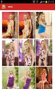 Lexi Belle Live Wallpaper - screenshot thumbnail