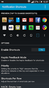 Notification Shortcuts v3.2.3