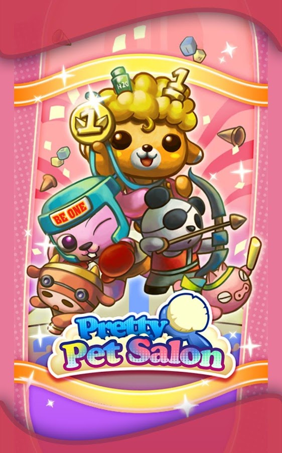 Pretty Pet Salon- screenshot