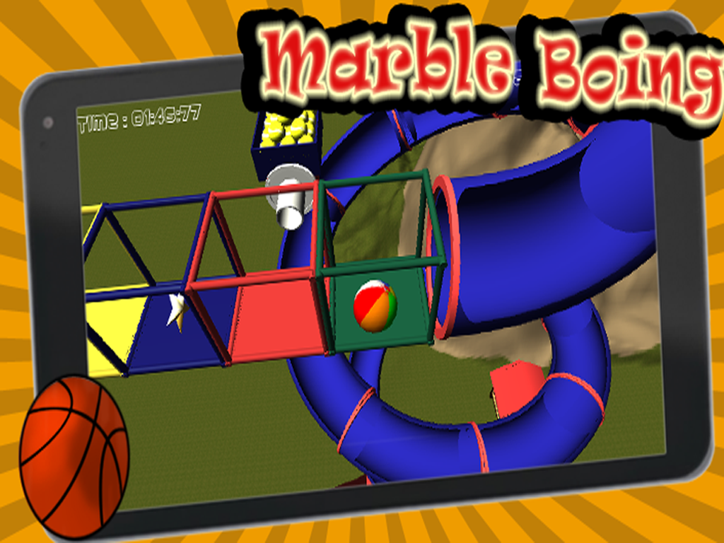 Marble Boing 3D AdFree - screenshot