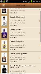 Tequila Matchmaker- screenshot thumbnail