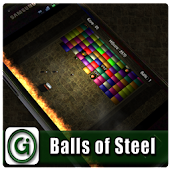 Balls of Steel - Breakout Game