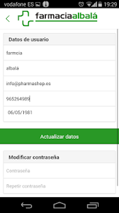 Farmacia Albalá- screenshot thumbnail