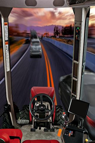 Crazy Excavator Racing 3D