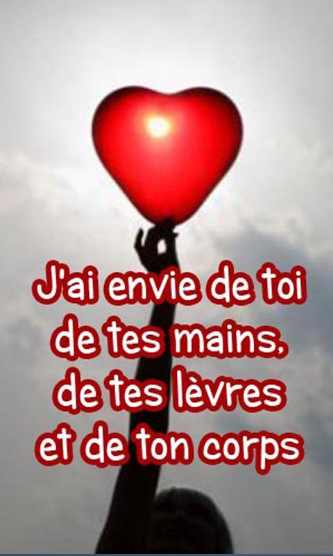 Bevorzugt Belles phrases d'amour - Android Apps on Google Play UN46