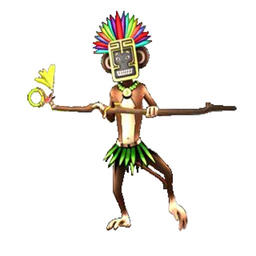Jade Monkey 3D