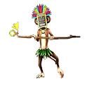 Jade Monkey 3D logo