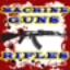 iSounds Machine Guns & Rifles logo