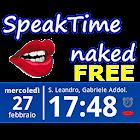SpeakTime Naked Free widget icon