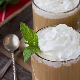 Peppermint Coffee Toddy Recipe