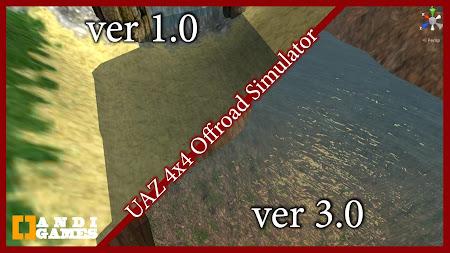 UAZ 4x4 Offroad Simulator 2 HD 3.1 screenshot 664717
