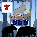 Wolf Fun Slots logo
