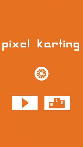 Pixel Karting