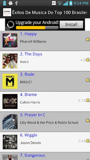 Musica Do Top 100 Brasileiro