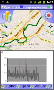 Route Recorder 3 Full- screenshot thumbnail