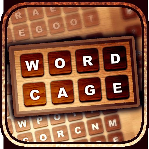 Word Cage - Free Word Search 拼字 App LOGO-APP試玩