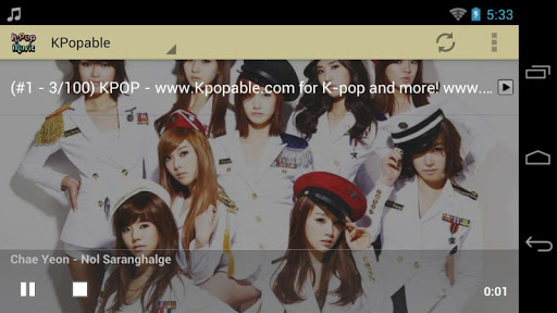 【免費音樂App】K-POP Music Radio Stations-APP點子