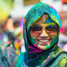 Holi by Alex Shanti - News & Events World Events ( festival, malaysia, holi, kuala lumpur,  )