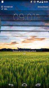 Xperia 锁屏|玩個人化App免費|玩APPs