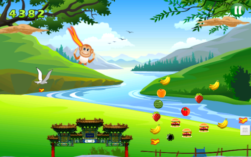 Angry Monkey game