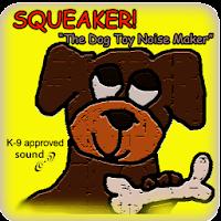 SQUEAKER! Dog Toy Noise Maker 3.0.4