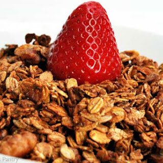 Clean Eating Granola