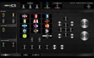 Screenshot of HCSa