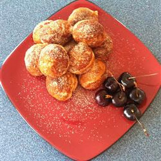 Dansk Aebleskiver (Danish Doughnuts)